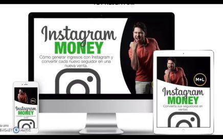 Como ganar dinero con tu cuenta de Instagram
