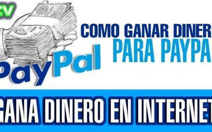 Como Ganar $Dolares$ en Venezuela - Paypal + Comprobantes de PAGO 2018 |CV|