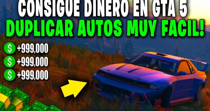 CONSIGUE DINERO EN GTA 5 ONLINE!! GTA V Estamos De Vuelta!! GTA 5 Money Glitch EASY PS4 Y XBOX