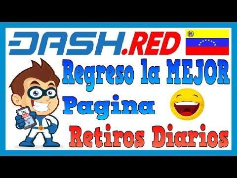 DASH.RED ha Regresado!!! La Mejor Pagina Para GANAR Dinero JUGANDO | Vídeo Informativo