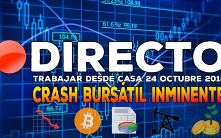 Directo: Fuertes caídas en Bolsa - S&P 500, Oro, Dax, Italia, Bitcoin- Oportunidades de inversión