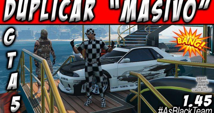 *DUPLICAR CUALQUIER AUTO* - GTA 5 - DUPLICAR MASIVAMENTE - | PLACAS LIMPIAS | - (PS4 - XBOX One)