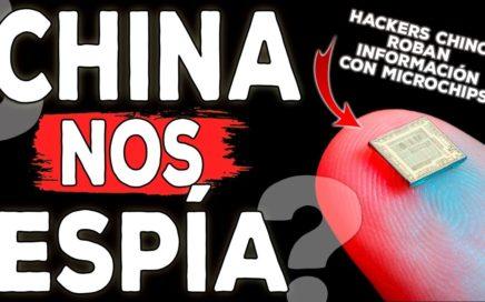 El gran Hackeo: ¿China espía a Apple y Amazon con chips diminutos?