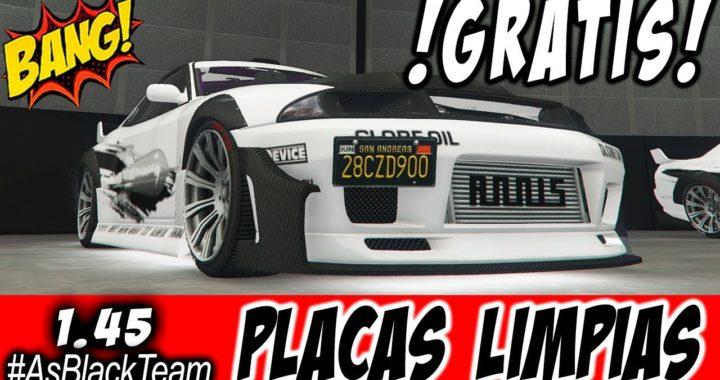 *FREE CARS* - COCHES GRATIS - DUPLICAR CUALQUIER COCHE - GTA V - DINERO FÁCIL - PLACAS LIMPIAS
