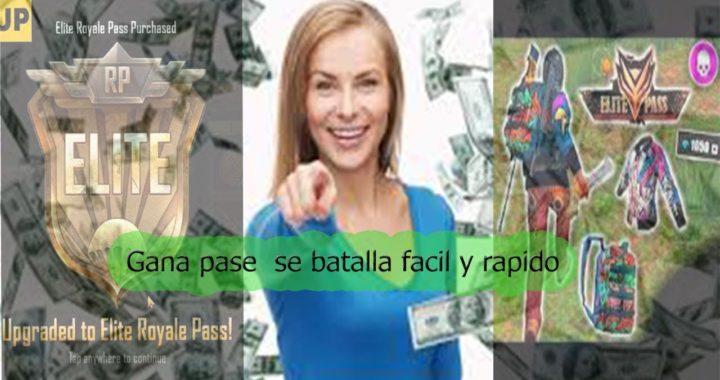 |Gana dinero!!| CONSIGUE el royal pass o pase se batalla GRATIS!!!