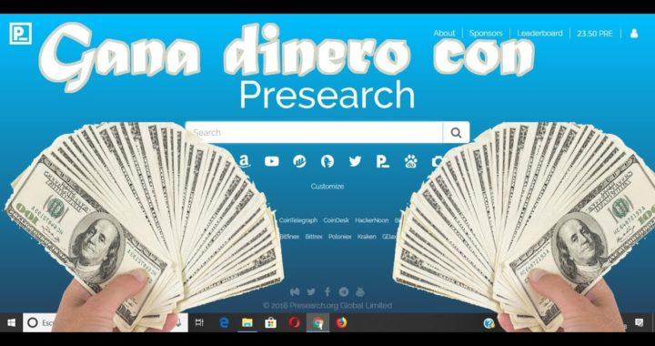GANAR DINERO CON BUSQUEDAS DE INTERNET 120 DLS AL MES