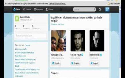 Ganar dinero con Twitter de forma automática