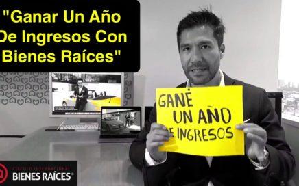 Ganar Dinero En Bienes Raices, Mario Esquivel Video 2 de 5