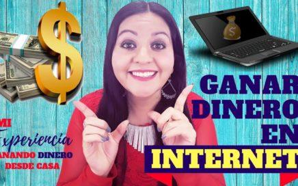 GANAR DINERO EN INTERNET  MI EXPERIENCIA GANANDO DINERO DESDE CASA + REGALO DE RUBLOS