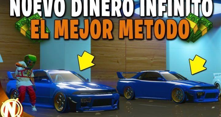 GTA 5 Online Y EL Mejor Metodo Para DUPLICAR AUTOS MASIVO!! GTA V Dinero FACIL!