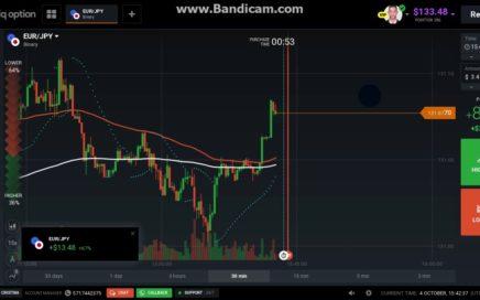 HACIENDO TRADING!! 20 DOLARES EN 10 MINUTOS!! Como ganar dinero haciendo Trading!