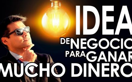 IDEAS de Negocios RENTABLES con Futuro para Ganar MUCHO DINERO - Anyelo Rico