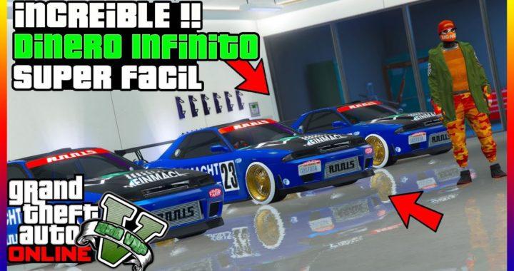 "INCREIBLE!! GANA $1.000.000 SUPER FACIL EN ""GTA V ONLINE"" [ PS4 - XBOX ONE - PC ] 1.45"