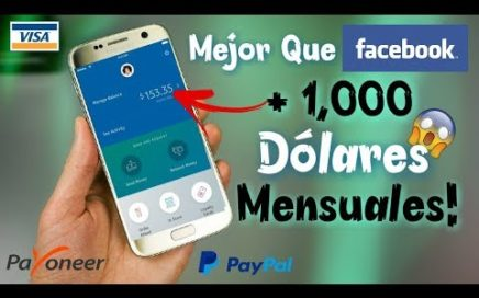 INCREIBLE!! Red Social Que Te Paga Por Usarla!! +1,000 Dolares Mensuales | WebTalk Español