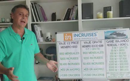 InCruises - Viaja gratis en crucero - Plan de compensación en 10 minutos