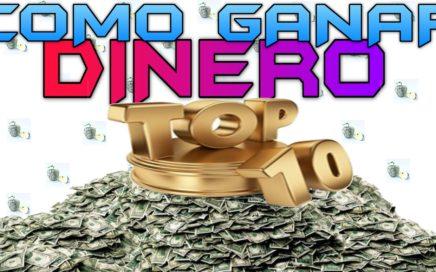 Mi TOP 10 Paginas Para GANAR DINERO por INTERNET Solo Las Mejores SEPTIEMBRE 2016