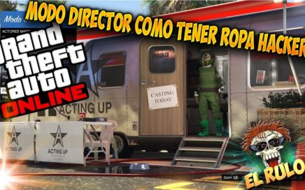 * MODO DIRECTOR CONSEGUIR TODOS LOS JOGGERS Y TRAjES HACKS  EN GTA 5 ONLINE (SAVEWIZARD) AFTER PATCH
