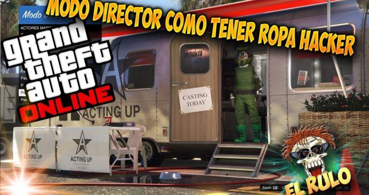 * MODO DIRECTOR CONSEGUIR TODOS LOS JOGGERS Y TRAjES HACKS  EN GTA 5 ONLINE (SAVEWIZARD) AFTER PATCH