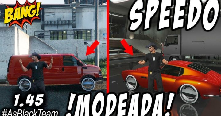 *NEW - NUEVO* - DUPLICAR - TENER VAPID SPEEDO MODEADA - GTA V - SOLO - SIN AYUDA - (PS4 - XBOX One)