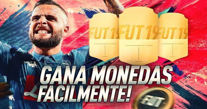 NO PUEDES PERDERTE ESTE VÍDEO SI QUIERES CONSEGUIR MONEDAS EN FIFA19