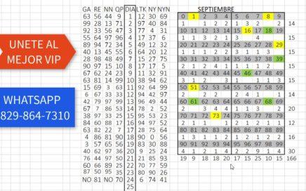 Números Para Ganar La Lotería Hoy 25 De Septiembre