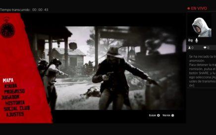 Red dead redemption 2 español,ganar dinero, misiones ,por la mita del juego