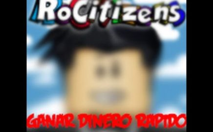 (ROBLOX) Conseguir dinero rapido en Rocitizens - Bug - Argencraft Cruz