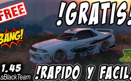 "*SOLO MONEY GLITCH* - ""FREE CARS"" - GTA V - SIN AYUDA - COCHES GRATIS - PLACA LIMPIA - (PS4 - XB1)"