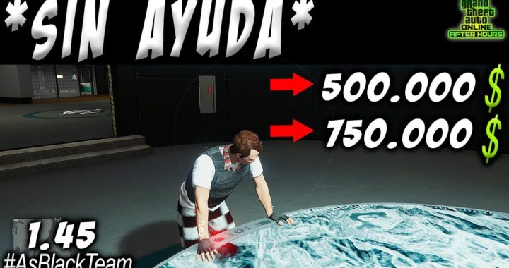 *SOLO MONEY GLITCH* - GANA 500 o 750.000$ SIN AYUDA CADA 2 MINUTOS - GTA V - | SIGUE FUNCIONANDO |