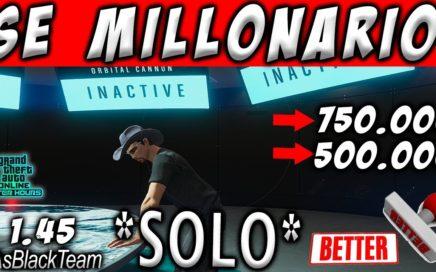 | SOLO MONEY GLITCH | - SÉ MILLONARIO EN GTA V - SIN AYUDA - | DINERO INFINITO | - EL MEJOR TRUCO