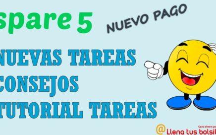 Spare5 - Nuevas tareas, pago, consejos y tutorial   Tareas remuneradas