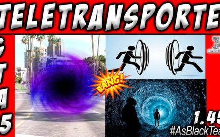 *TELETRANSPORTE* -  AFTER PATCH - GTA V - TELETRANSPORTARSE A CUALQUIER LUGAR DEL MAPA