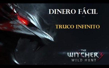 The Witcher 3: Conseguir dinero ilimitado de forma rápida.