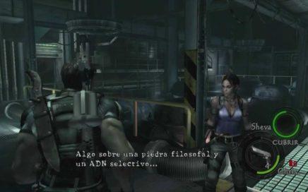 Truco Resident Evil 5 - Dinero practicamente infinito
