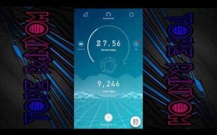 Como ganar dinero por Internet, la App que te paga por caminar 2018 + comprobante de pago