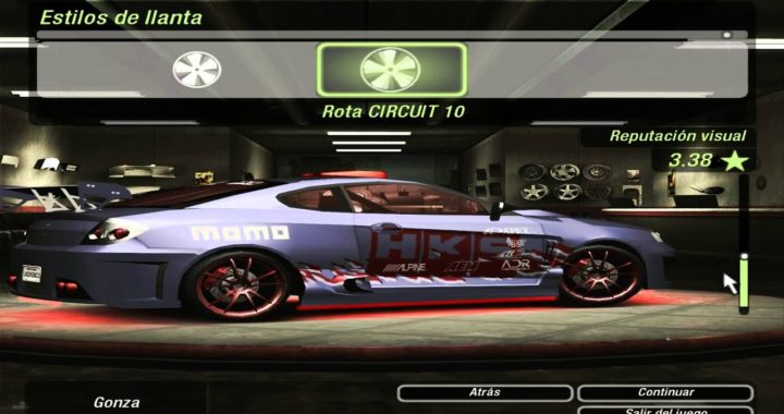 Como Hackear Dinero En NFSU2 (Money Cheat)