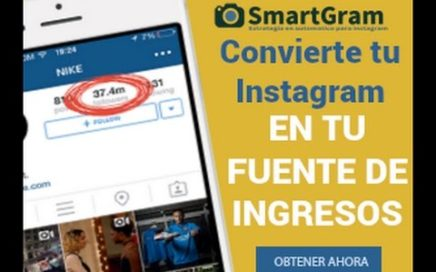 Curso Smartgram Para Ganar Dinero Con Instagram de Gaspar Lopez video preview