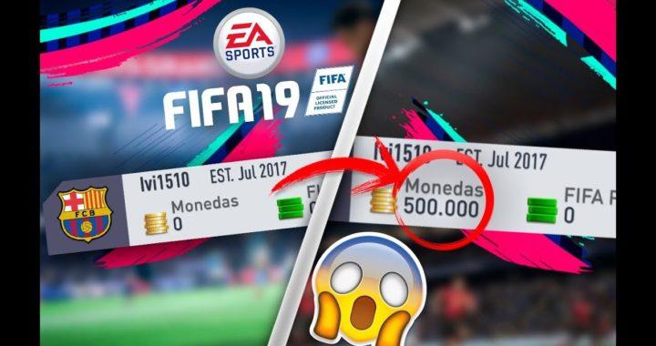 ERROR DE FIFA NOS HACE MILLONARIOS | TRUCO PARA CONSEGUIR MUCHAS MONEDAS GRATIS EN FIFA 19