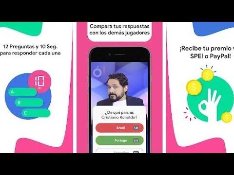 Gana Dinero EN VIVO con la app Orale trivia