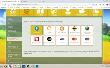 Ganar Rublos & Dinero Con Online-Orogod Sin invertir Y Con Inversion