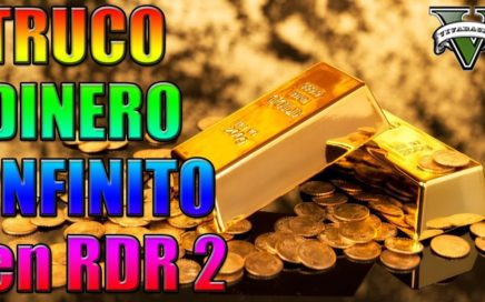 Glitch / Truco Legal para tener dinero infinito en Red Dead Redemption 2