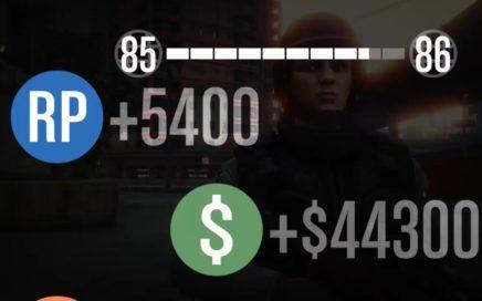 Gta V Online Como ganar dinero legal #3 Me he ganado 44,300 en 4 minutos!!!!