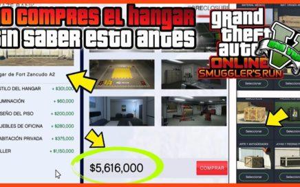 """NO COMPRES EL HANGAR EN """"GTA 5 ONLINE"""" SIN SABER ESTO ANTES!! TODA LA INFORMACION AQUI"""
