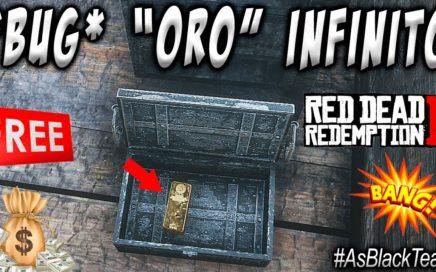 "Red Dead Redemption 2 - LINGOTES DE ""ORO"" INFINITOS - Como ganar $15,000 Cada 5 Minutos (RDR2)"